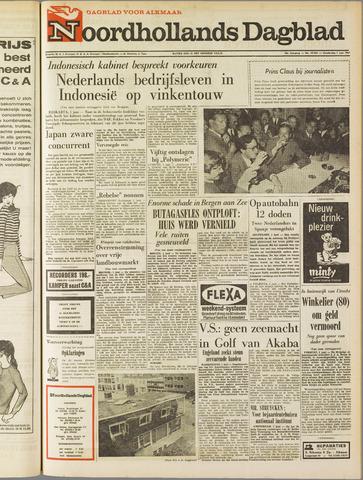 Noordhollands Dagblad : dagblad voor Alkmaar en omgeving 1967-06-01