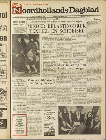 Noordhollands Dagblad : dagblad voor Alkmaar en omgeving 1965-11-20