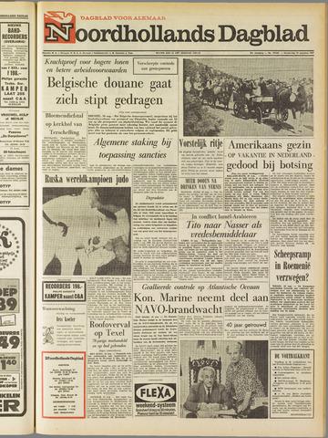 Noordhollands Dagblad : dagblad voor Alkmaar en omgeving 1967-08-10