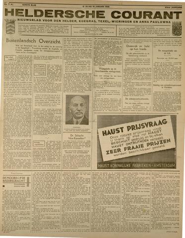 Heldersche Courant 1935-01-15