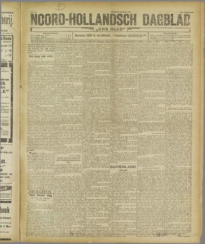 Ons Blad : katholiek nieuwsblad voor N-H 1921-06-28