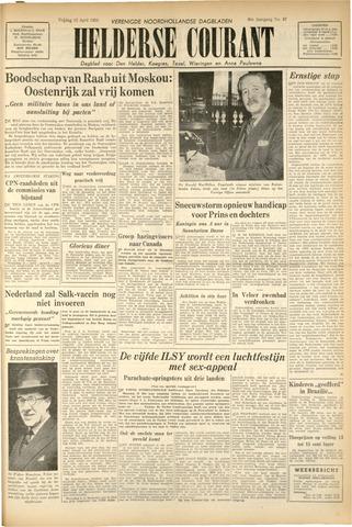 Heldersche Courant 1955-04-15