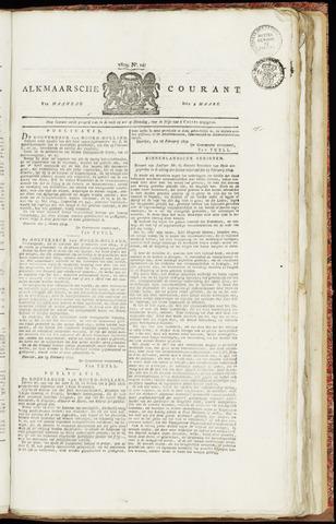 Alkmaarsche Courant 1829-03-09