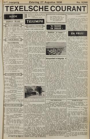 Texelsche Courant 1938-08-27
