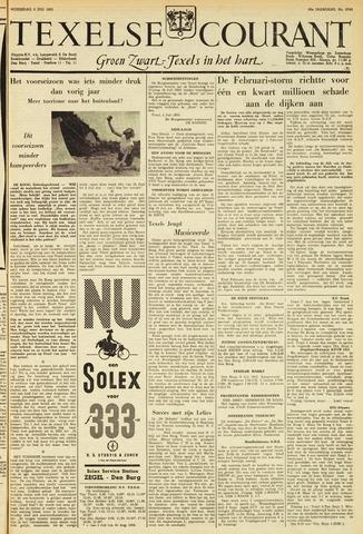 Texelsche Courant 1953-07-08