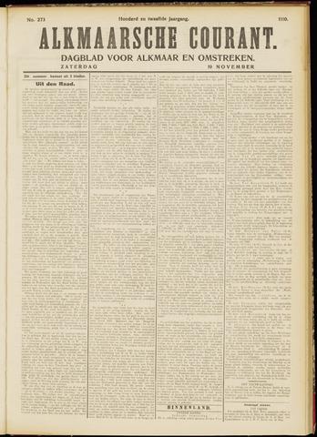 Alkmaarsche Courant 1910-11-19