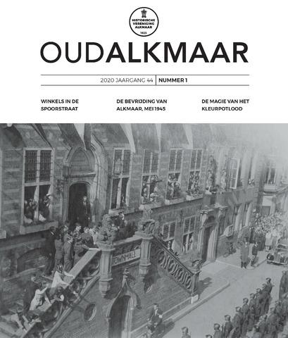 Oud Alkmaar 2020-04-01