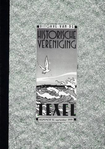 Uitgave Historische Vereniging Texel 1999-09-01