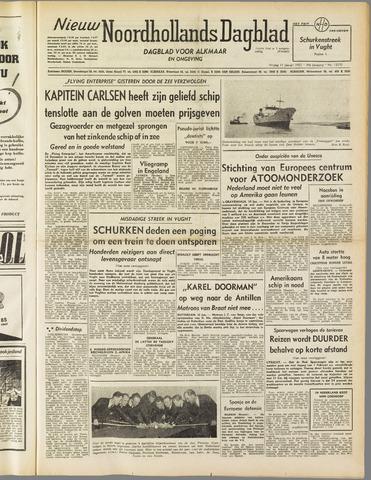Nieuw Noordhollandsch Dagblad : voor Alkmaar en omgeving 1952-01-11