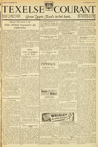 Texelsche Courant 1953-09-19
