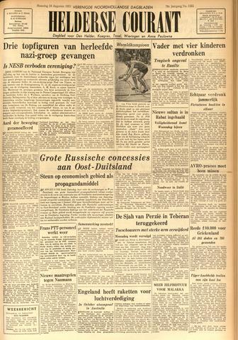 Heldersche Courant 1953-08-24