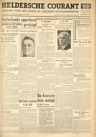 Heldersche Courant 1940-02-06