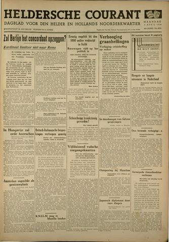 Heldersche Courant 1938-04-04