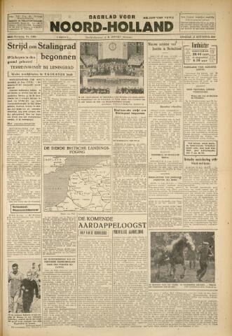 Heldersche Courant 1942-08-25