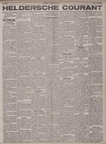 Heldersche Courant 1917-08-14