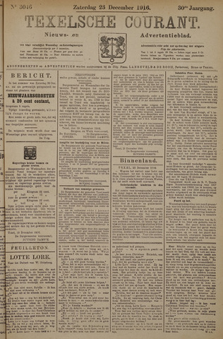 Texelsche Courant 1916-12-23