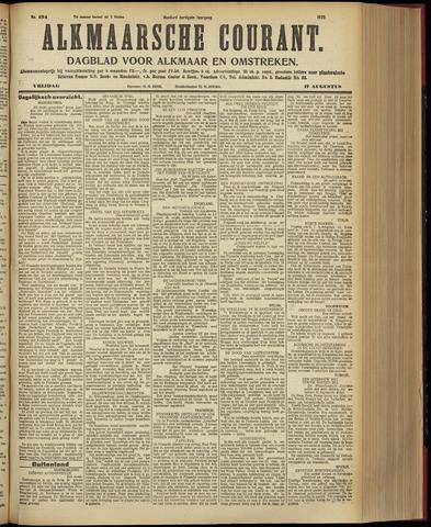 Alkmaarsche Courant 1928-08-17