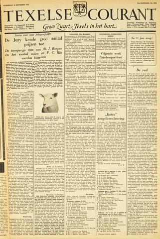 Texelsche Courant 1952-09-10