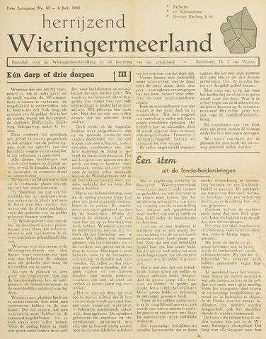 Herrijzend Wieringermeerland 1945-07-06