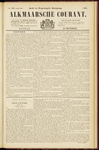 Alkmaarsche Courant 1896-12-13