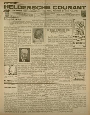 Heldersche Courant 1933-07-25
