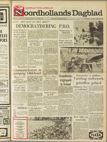 Noordhollands Dagblad : dagblad voor Alkmaar en omgeving 1965-07-30