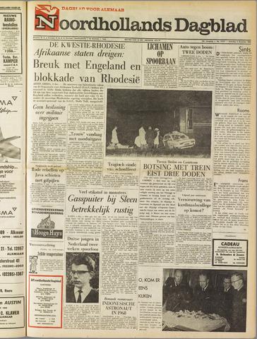 Noordhollands Dagblad : dagblad voor Alkmaar en omgeving 1965-12-04