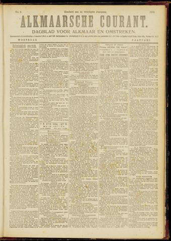 Alkmaarsche Courant 1919-01-08