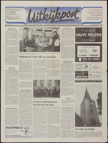 Uitkijkpost : nieuwsblad voor Heiloo e.o. 1997-07-09