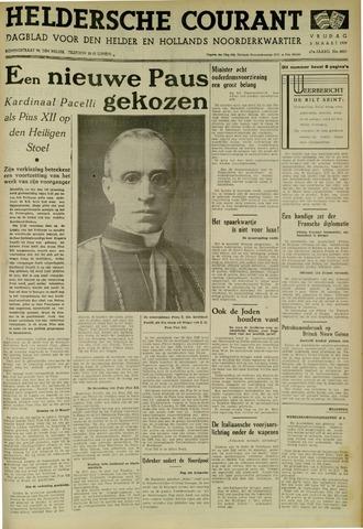 Heldersche Courant 1939-03-03