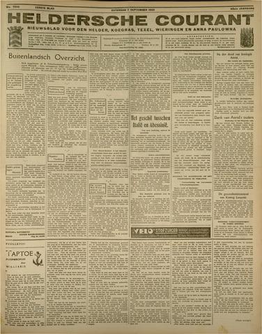 Heldersche Courant 1935-09-07