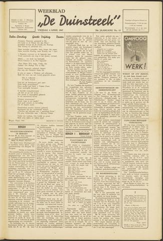 De Duinstreek 1947-04-04