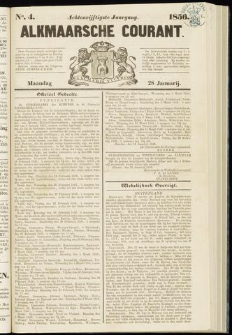 Alkmaarsche Courant 1856-01-28