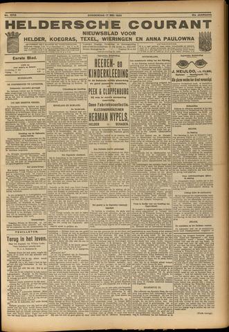 Heldersche Courant 1923-05-17