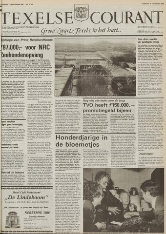 Texelsche Courant 1986-12-16