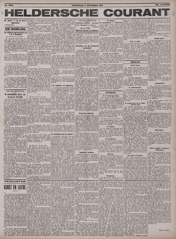 Heldersche Courant 1915-11-11