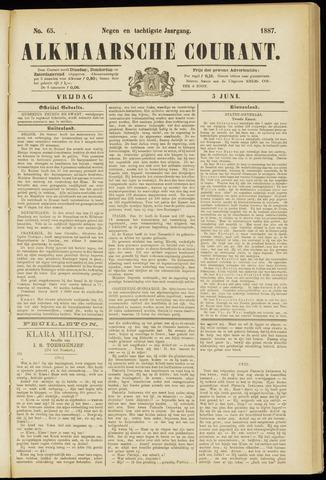 Alkmaarsche Courant 1887-06-03