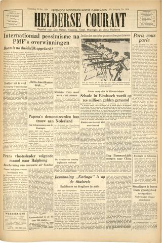 Heldersche Courant 1954-12-29