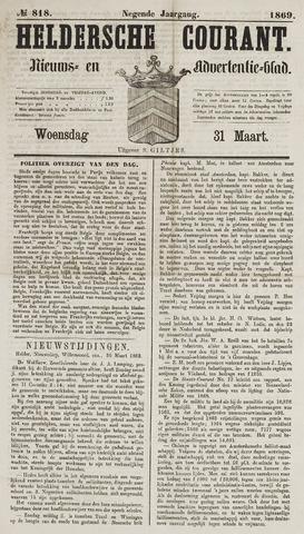 Heldersche Courant 1869-03-31