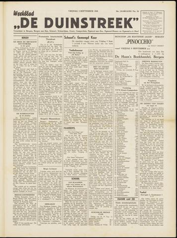 De Duinstreek 1949-09-02
