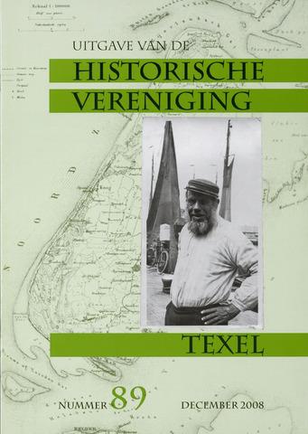 Uitgave Historische Vereniging Texel 2008-12-01