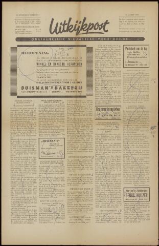 Uitkijkpost : nieuwsblad voor Heiloo e.o. 1958-03-07