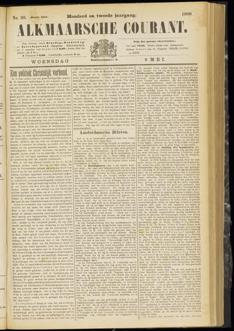 Alkmaarsche Courant 1900-05-09
