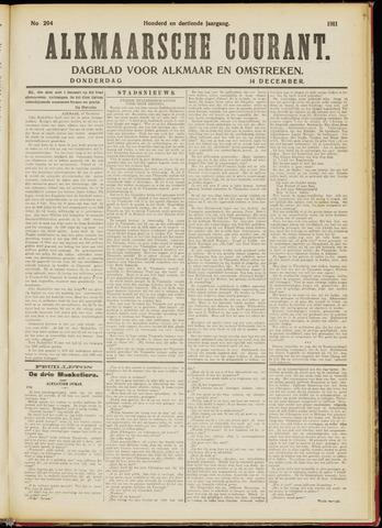 Alkmaarsche Courant 1911-12-14