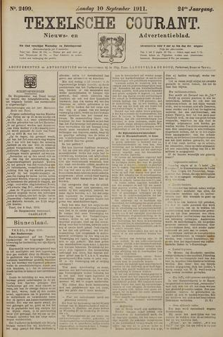 Texelsche Courant 1911-09-10