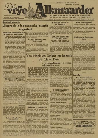 De Vrije Alkmaarder 1946-02-13