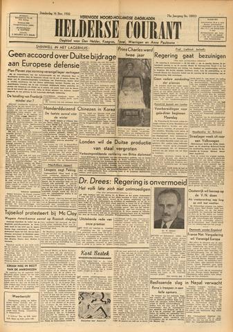 Heldersche Courant 1950-11-16