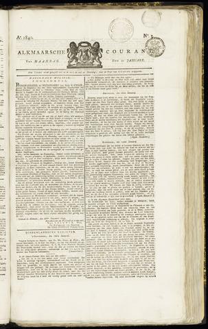 Alkmaarsche Courant 1840-01-20