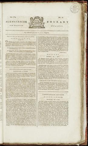 Alkmaarsche Courant 1823-04-14