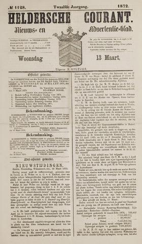 Heldersche Courant 1872-03-13